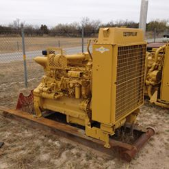Cat D3306 Rebuilt Engine 1